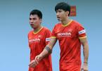 Văn Hậu rời tuyển Việt Nam vì chấn thương