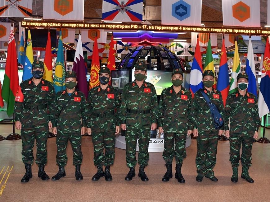 Army Games: Tuyển xe tăng Việt Nam đấu cùng Mông Cổ, Venezuela, Syria