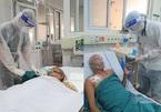 Cụ bà 71 tuổi mắc Covid-19 ở Hà Nội xin nhường sự sống cho chồng