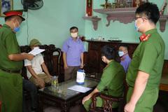 Chủ tịch, kế toán xã ở Nghệ An bị bắt tạm giam vìlập khống hồ sơ