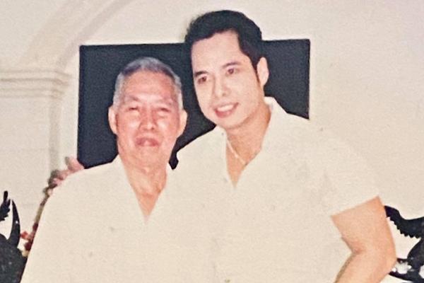 Ca sĩ Ngọc Sơn công bố di chúc đặc biệt của cha