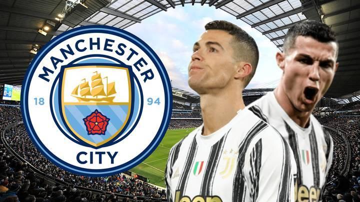Ronaldo có động thái bất ngờ đến Man City