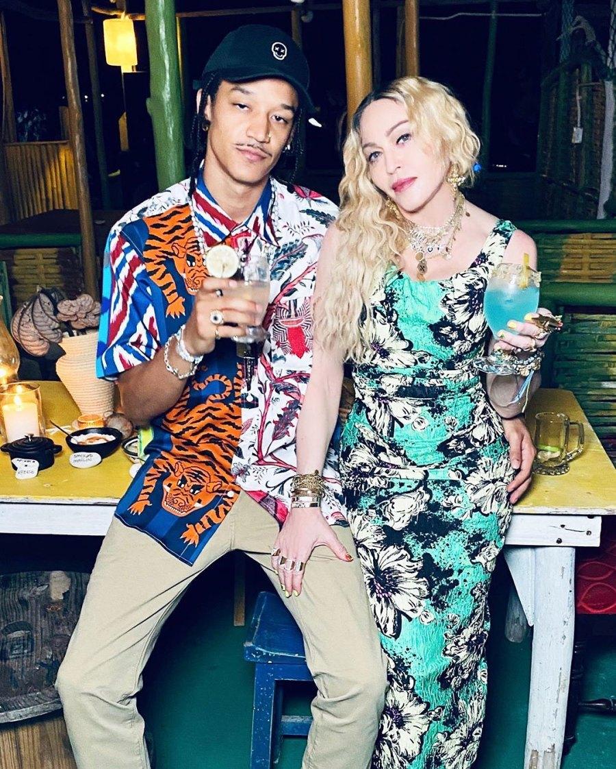 Madonna đón sinh nhật cùng tình trẻ kém 36 tuổi