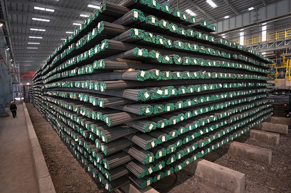 Steel prices hit new high