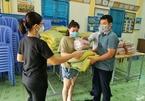 Vĩnh Phúc hỗ trợ gạo, tiền cho công dân tại các tỉnh giãn cách xã hội