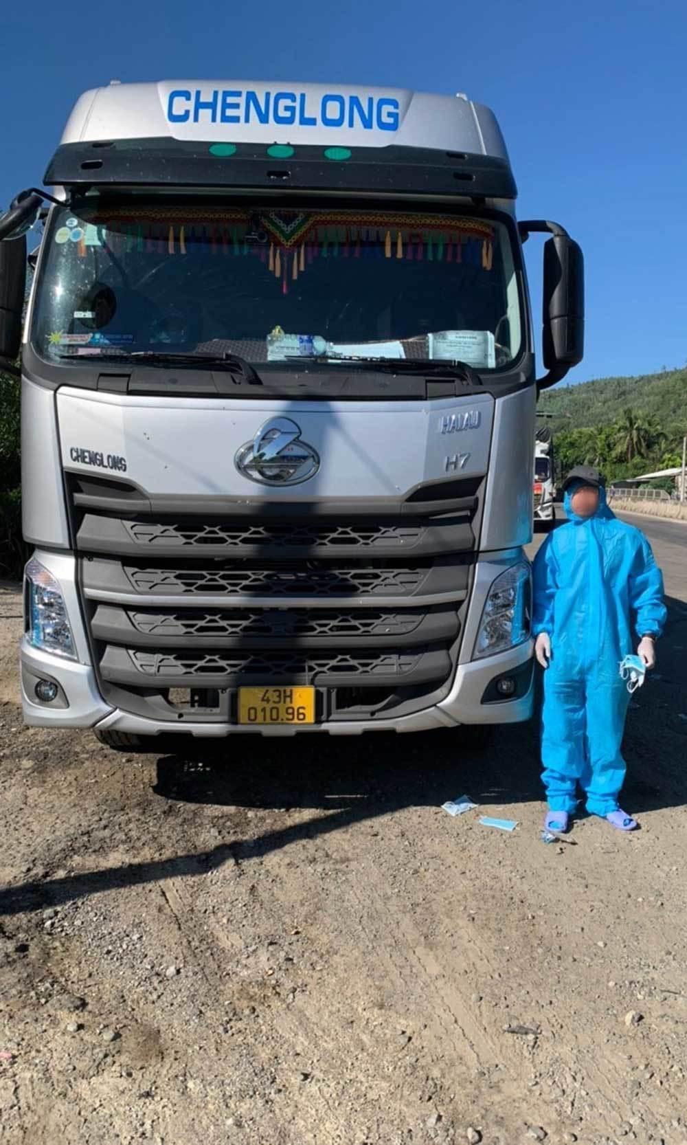 Cho người đi nhờ từ TP.HCM về Quảng Nam, tài xế có thể bị phạt 10 triệu