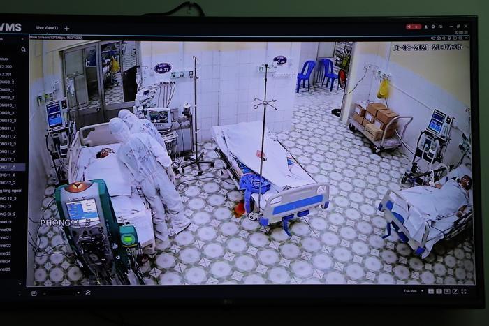 Đồng Tháp: Quan tâm, chia sẻ khó khăn, động viên các y, bác sĩ Bệnh viện Đa khoa Sa Đéc