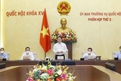 NA Standing Committee convenes second meeting