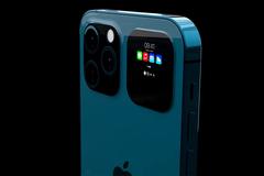 iPhone 13 Pro sẽ có màn hình phụ 'cực chất' ở mặt lưng?