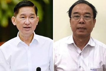 Ban Bí thư khai trừ đảng 2 nguyên lãnh đạo TP.HCM