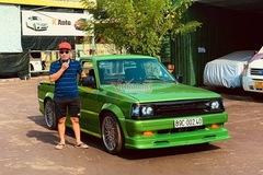 Bán tải Mazda 1998 cực hiếm bán giá 350 triệu tại Đà Nẵng