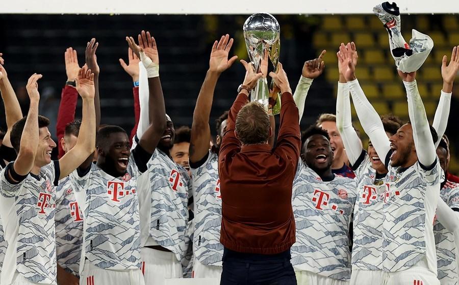 Lewandowski chói sáng, Bayern lần thứ 9 đoạt Siêu cúp Đức