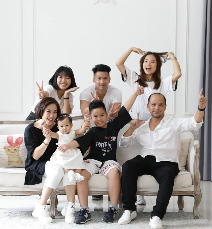 Diễn viên Anh Tuấn 'Hương vị tình thân': Vợ lên cơn thì tôi im thin thít'