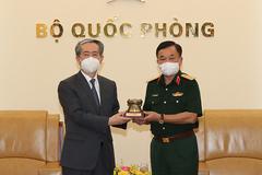 Bộ Quốc phòng Trung Quốc hỗ trợ quân đội Việt Nam 200 ngàn liều vắc xin