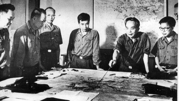 Online exhibition,General Vo Nguyen Giap