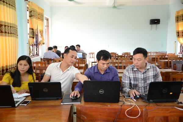 Tập huấn trực tuyến phương pháp giảng dạy mới, giáo viên Lạng Sơn vững chuyên môn