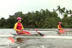Vietnamveteran sets eyes on rowing golds