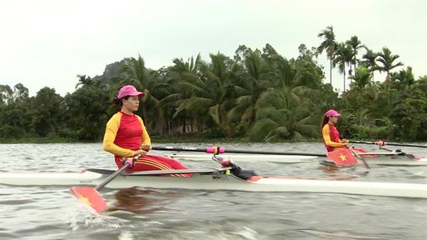 rowing,Vietnamese athletes