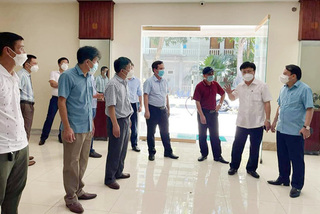 Dịch lan rộng, Nghệ An sẽ lập thêm 2 bệnh viện dã chiến