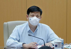 Bộ trưởng Y tế: 5 điểm trọng yếu giúp TP.HCM khống chế dịch Covid-19