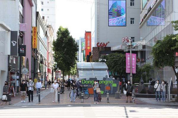 Bí kíp mua sắm, tham quan tiện lợi cho du khách đến Daegu