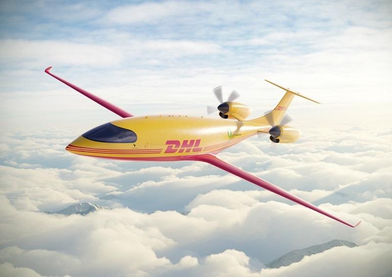 Lần đầu tiên có loại máy bay chở hàng chạy bằng điện