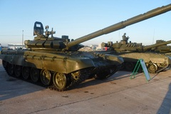 Mẫu xe tăng Việt Nam dùng thi đấu ở Army Games mạnh cỡ nào?