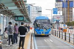 Sổ tay du lịch Daegu bằng phương tiện công cộng