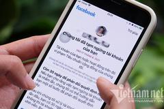 Cảnh giác với dịch vụ lấy lại tài khoản Facebook bị khóa vì chia sẻ clip nhạy cảm