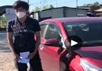 Xử phạt tài xế cố tình chở 4 người từ TP.HCM về Quảng Nam
