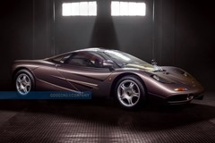 Kỷ lục khó tin: Gần 500 tỷ mua chiếc siêu xe McLaren F1 đời 1995