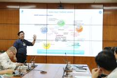 ĐH Quốc gia Hà Nội hợp tác thúc đẩy chuyển đổi số giáo dục