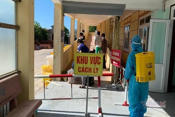 Quảng Bình sẽ đón 400 người từ TP.HCM về quê