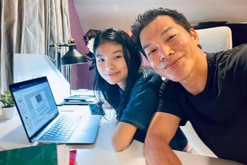 Con gái Trần Bảo Sơn, Trương Ngọc Ánh thích nghi tốt khi sang Mỹ