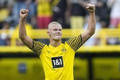 Haaland lên như diều, Dortmund lập tức tăng điều khoản mua đứt