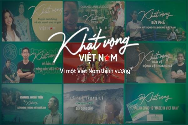 'Khát vọng Việt Nam' - 10 câu chuyện người Việt làm nên điều đặc biệt