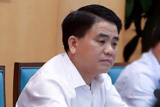 Lời khai của ông Nguyễn Đức Chung về việc dùng tiền đánh bóng tên tuổi