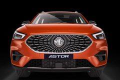 MG Astor chính thức lộ diện, cạnh tranh với Hyundai Creta, Kia Seltos