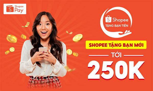 Người dùng sắm gì với khoản thưởng 250 ngàn đồng từ Shopee?