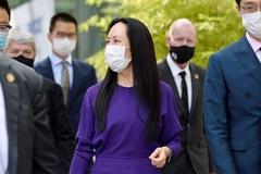 Bà Mạnh Vãn Châu không còn cơ hội bào chữa để tránh dẫn độ