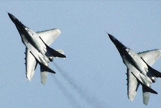 Chiến đấu cơ Nga rơi, phi công tử nạn