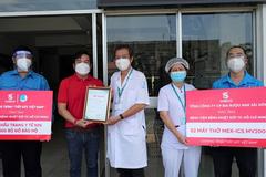 Sabeco khởi động chương trình 'Tiếp sức Việt Nam'