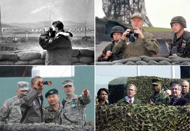 Sau Afghanistan, Mỹ sẽ rút quân khỏi Hàn Quốc?
