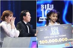 Hari Won, Trấn Thành, Gil Lê khóc như mưa trên truyền hình