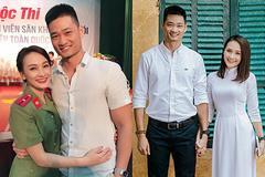 Ông xã kín tiếng làm công an, yêu chiều vợ con của Bảo Thanh