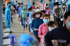 Việt Nam có 3.619 ca Covid-19 mới, tiêm thêm 879.949 liều vắc xin