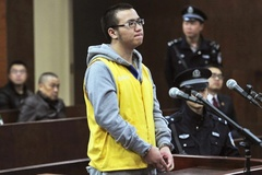 Người hùng trẻ tuổi ở Trung Quốc trở thành tội phạm