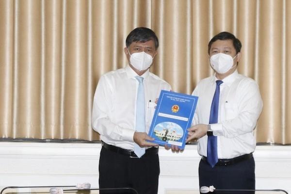Ông Nguyễn Văn Hiếu làm Giám đốc Sở GD-ĐT TP.HCM