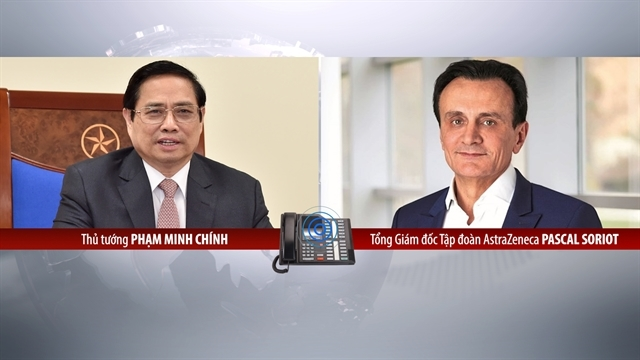 AstraZeneca CEO pledges to deliver COVID-19 vaccines to VN on schedule