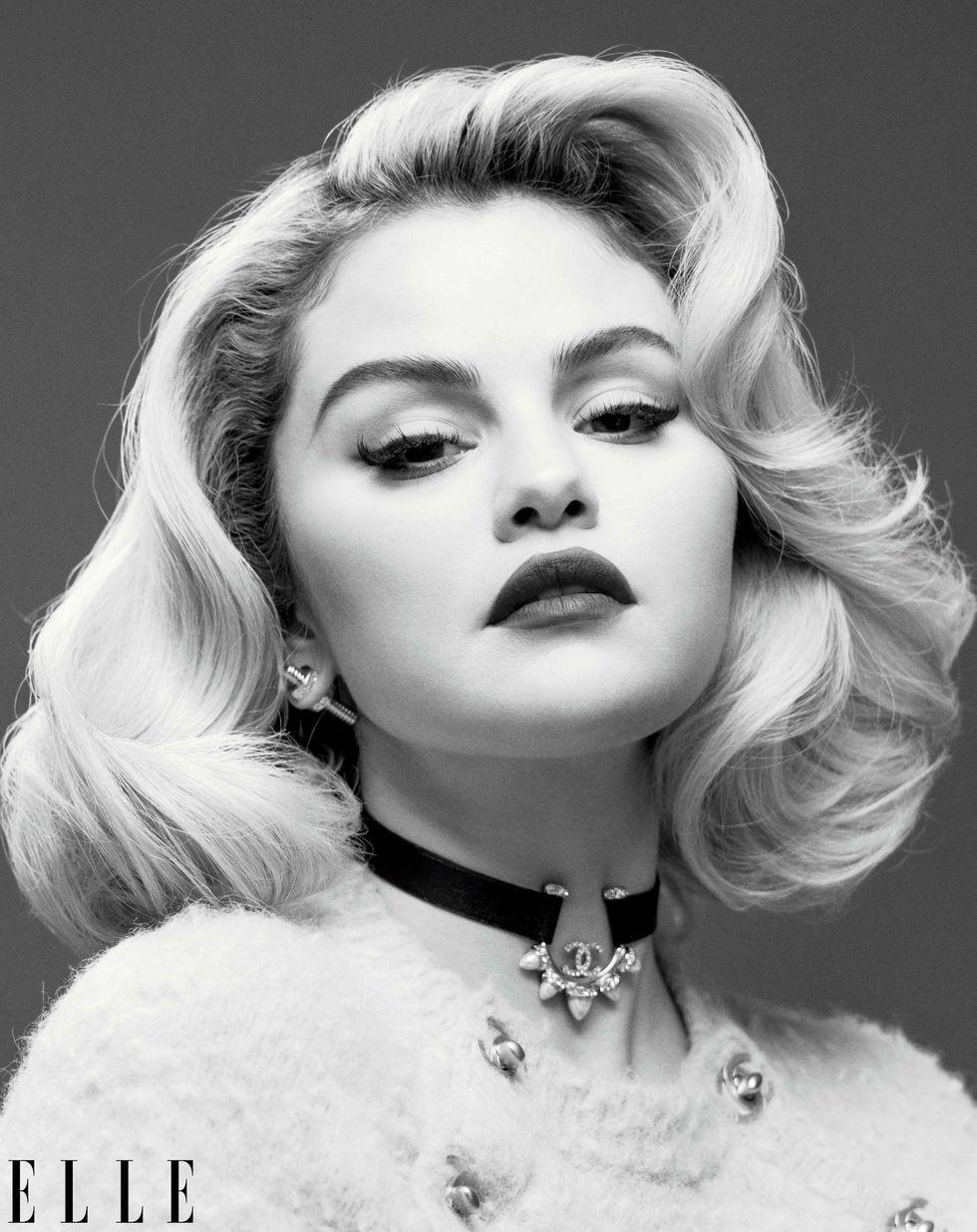Selena Gomez hóa thân 'biểu tượng sex' Marilyn Monroe